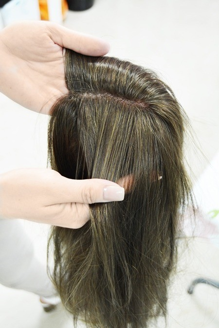 pelucas de cabello indetectables